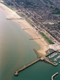 Lowestoft looking South